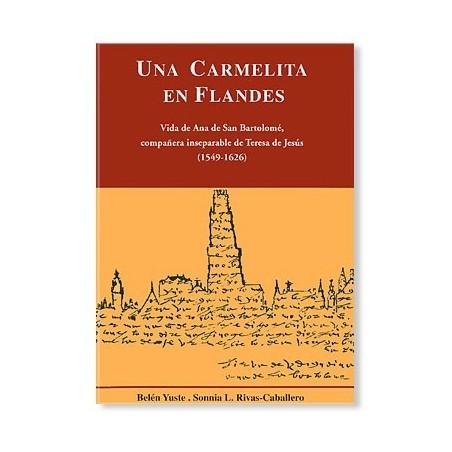 Una Carmelita en Flandes LIBRO religioso recomendado