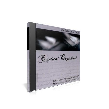 Cántico Espiritual CD de Música de San Juan de la Cruz