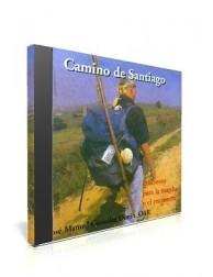 Camino de Santiago CD de música religiosa