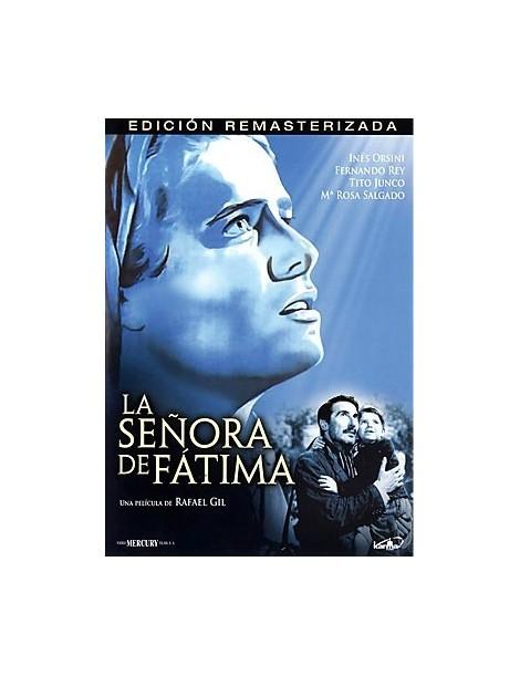 La señora de Fátima DVD película religiosa recomendada