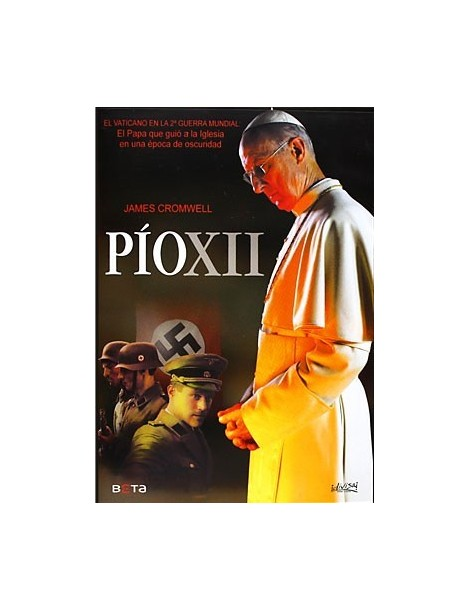 Pío XII, bajo el cielo de Roma DVD película religiosa recomendada