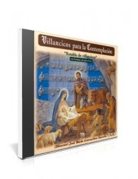 Villancicos para la Contemplación CD de música religiosa