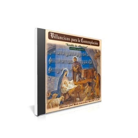 Villancicos para la Contemplación (cd)