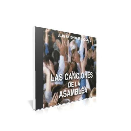 Las Canciones de la Asamblea 2 CD's de música religiosa