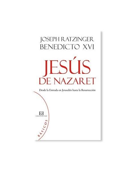 Jesús de Nazaret 2 (Edición de Bolsillo) LIBRO del Papa Benedicto XVI