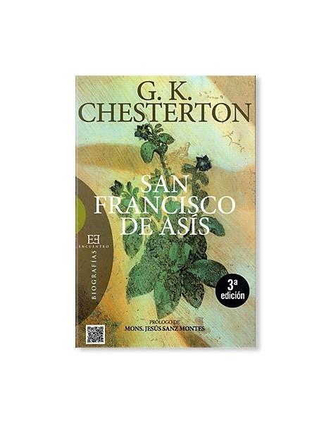 San Francisco de Asís LIBRO recomendado de G K.Chesterton