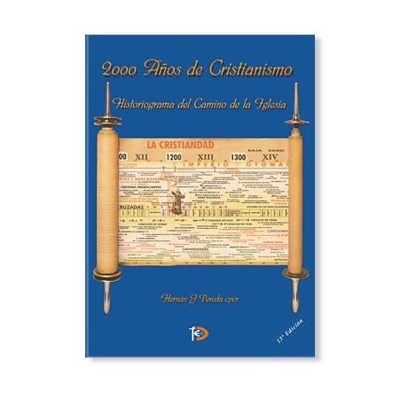 Historiograma del Camino de la Iglesia LIBRO 2000 años de cristianismo