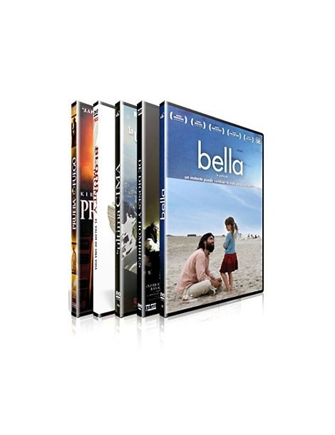 Cine con Valores DVD PACK de películas recomendadas
