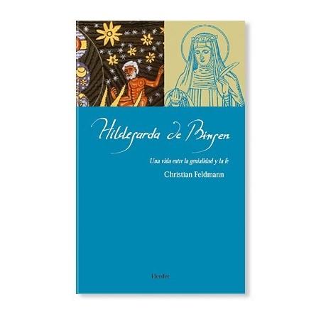 Hildegarda de Bingen: Una vida entre la genialidad y la fe LIBRO católico recomendado
