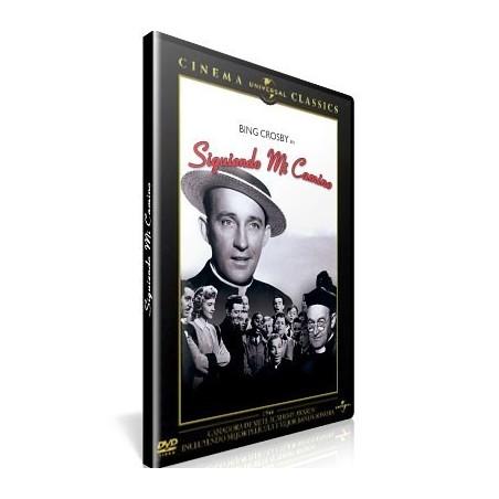 Siguiendo Mi Camino DVD película recomendada