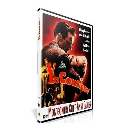 Yo Confieso DVD película con valores recomendada