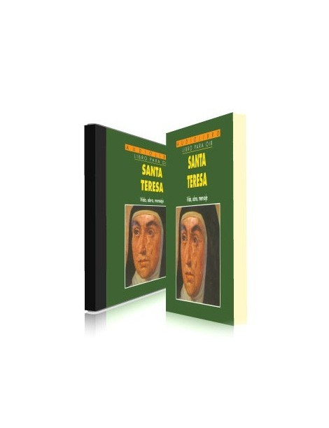 Santa Teresa AUDIOLIBRO religioso