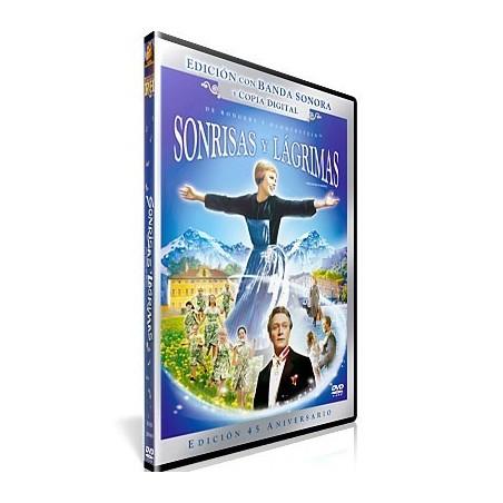 Sonrisas y Lágrimas DVD película con valores recomendada