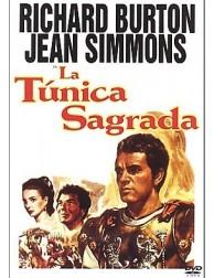 La Túnica Sagrada DVD película religiosa recomendada