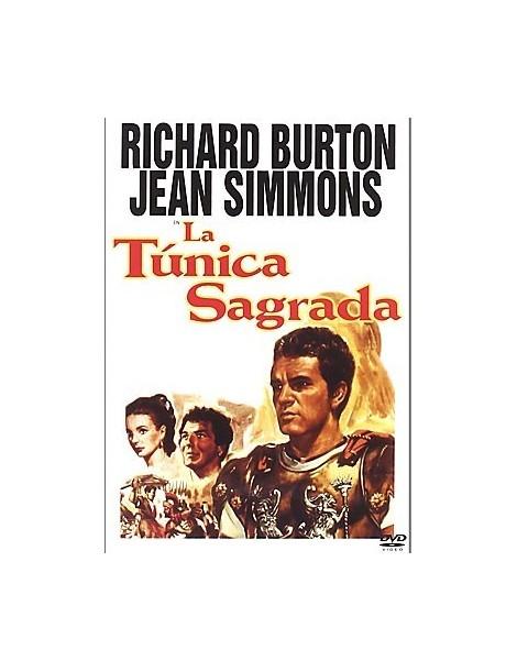 Película en DVD LA TÚNICA SAGRADA