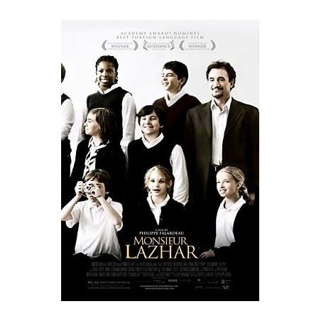 Profesor Lazhar DVD película con valores recomendada