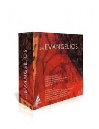 Los Evangelios en 8 CDs - Audiolibro