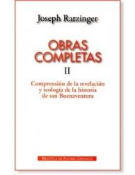 Obras Completas de Joseph Ratzinger II
