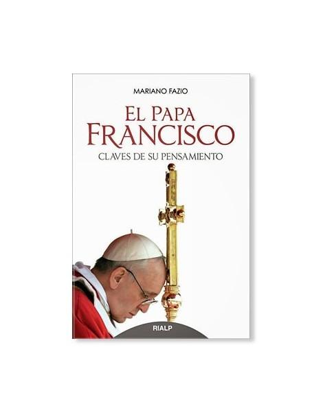 El Papa Francisco: claves de su pensamiento LIBRO religioso recomendado