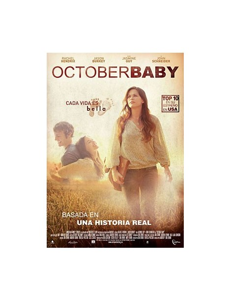 October Baby DVD película con valores recomendada