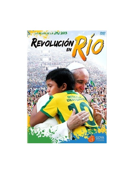 DVD JMJ Revolución en RIO