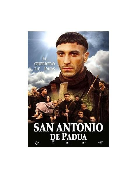 San Antonio de Padua DVD película religiosa recomendada