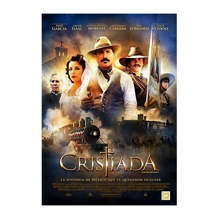 Cristiada (For Greater Glory) DVD película recomendada