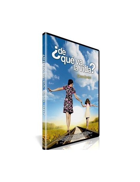 ¿De qué va la vida? DVD video