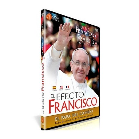 El Efecto Francisco: El Papa Del Cambio DVD video sobre el Papa Francisco