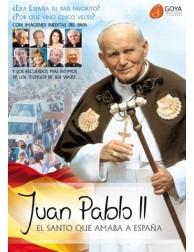 Documental en DVD JUAN PABLO II: EL SANTO QUE AMABA A ESPAÑA