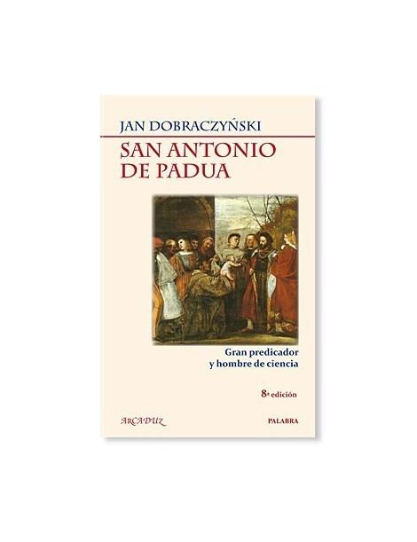 Libro: San Antonio de Padua