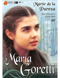 MARÍA GORETTI: Mártir de la Pureza DVD película religiosa recomendada