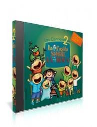 Canciones de La Casita sobre la Roca CD-2