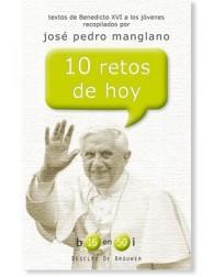 10 Retos de Hoy LIBRO textos de Benedicto XVI
