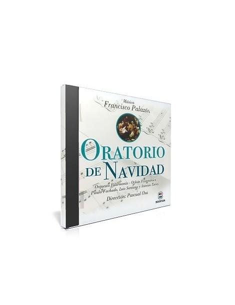 Oratorio de Navidad CD de música religiosa
