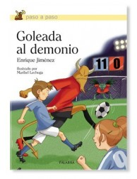 Goleada al demonio - Libro religioso recomendado para niños
