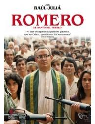 Romero: el Santo del Pueblo - película en DVD