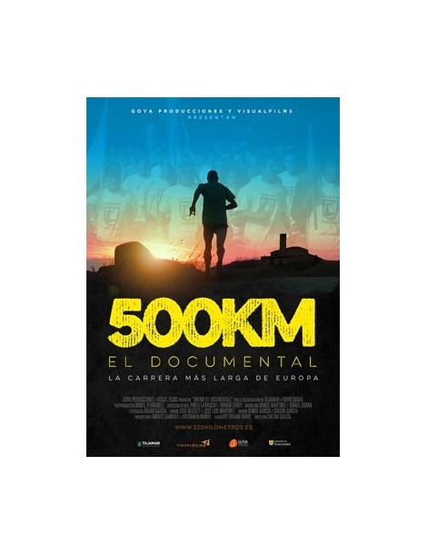 500 KM. La carrera más larga de Europa DVD Documental