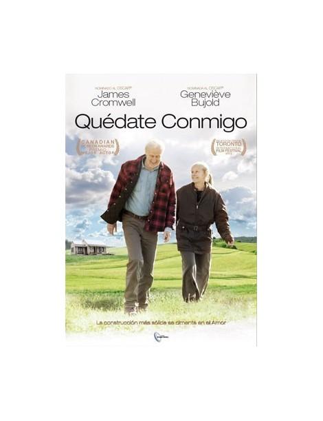 Película en DVD: QUÉDATE CONMIGO