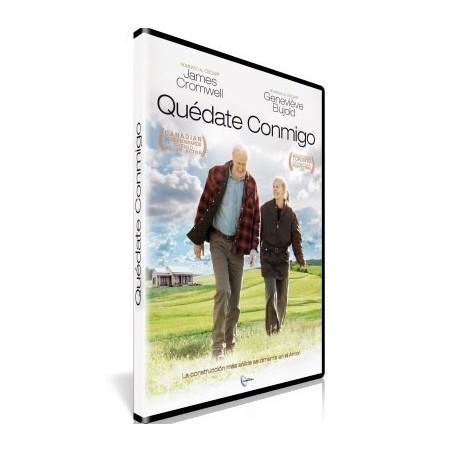 Quédate conmigo DVD película con valores