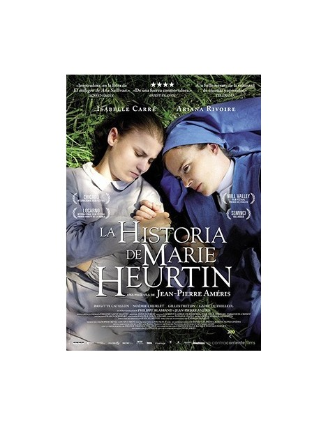 Película en DVD LA HISTORIA DE MARIE HEURTIN