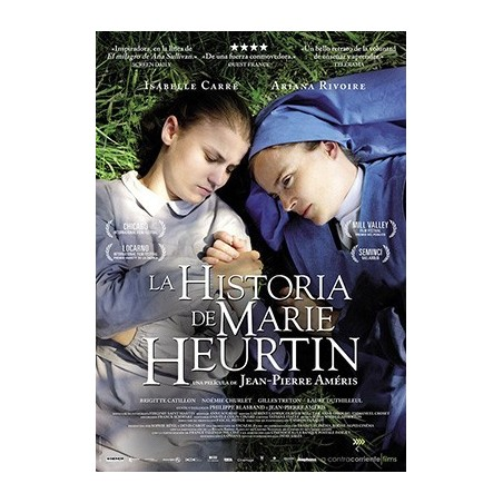 La historia de Marie Heurtin - Película en dvd