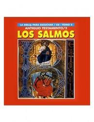ANTIGUO TESTAMENTO . BIBLIA PARA ESCUCHAR. LOS SALMOS.