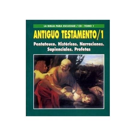 Antiguo Testamento 1 - Audiolibro