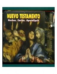 Nuevo Testamento 2. Biblia para escuchar. Hechos. Carta. Apocalipsis