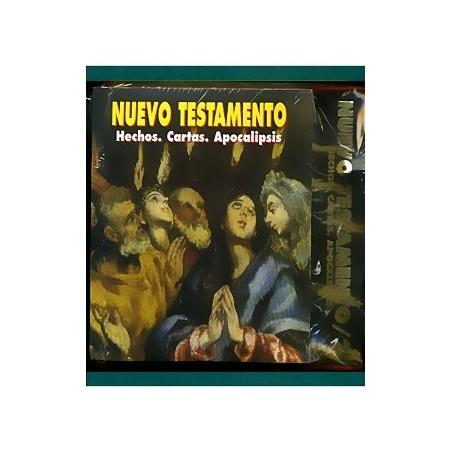 Nuevo Testamento 2 - Audiolibro