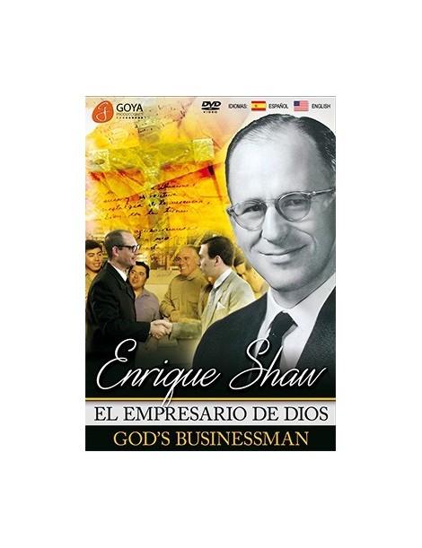 DVD Enrique Shaw: el empresario de Dios