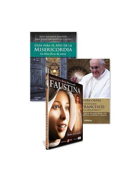 Pack Misericordia DVD