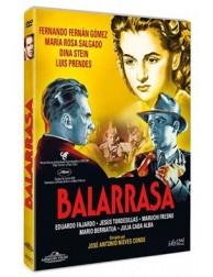 Balarrasa DVD película con valores recomendada