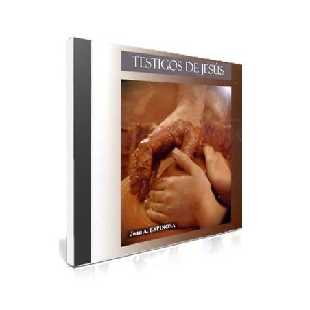 Testigos de Jesús - CD Música